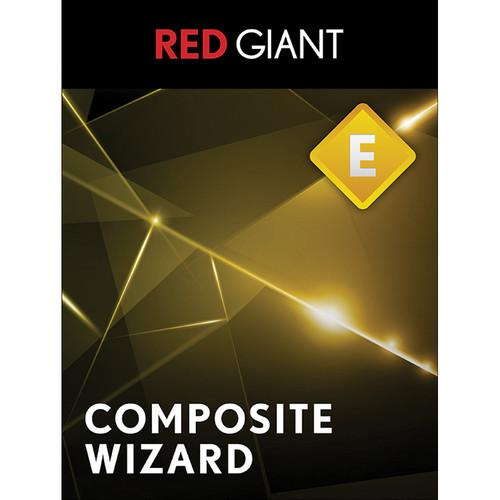 Red Giant Composite Wizard Academic (Download) COMPW-A