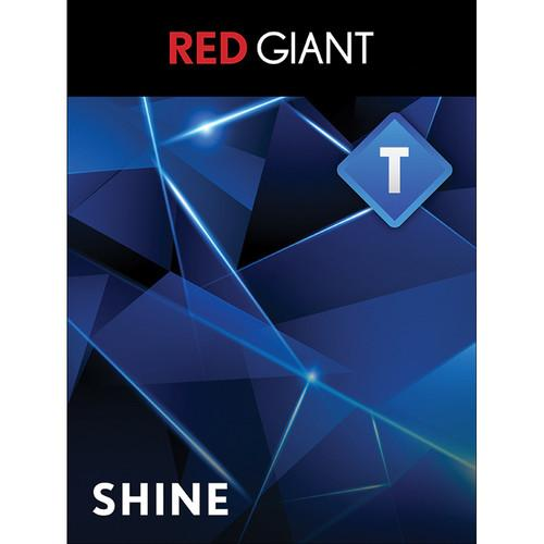 Red Giant Trapcode Shine - Academic (Download) TCD-SHINE-A