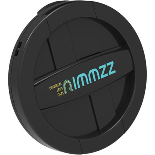 Rimmzz 43-62mm Single Lens Cap (Black) TD-LC-S4362-B