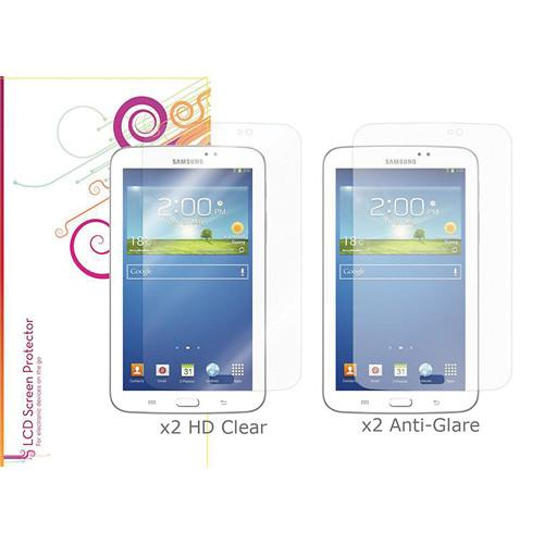 rooCASE HD Clear and Anti-Glare Screen RC-GALX7-TAB3-AGHD