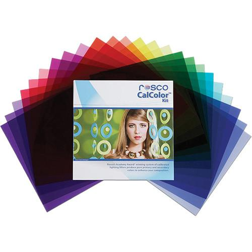 Rosco CalColor Filter Kit (12 x 12