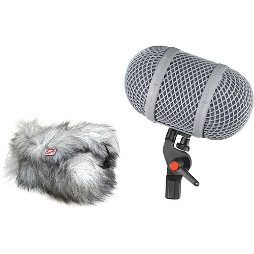 Rycote WS 9 Modular Windshield Kit (Lemo) Complete 086039