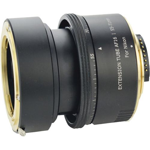 Savage Macro Art Extension Tube for Nikon F Mount AETN
