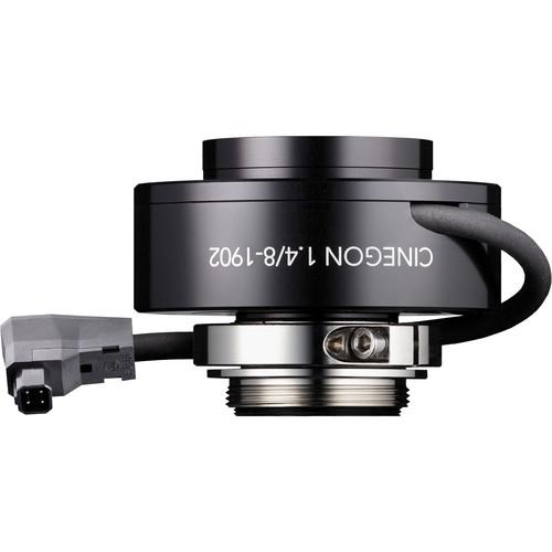 Schneider Cinegon C-Mount 3MP F1.4 8mm P-Iris Lens 22-1061449