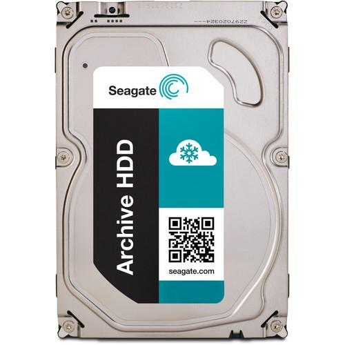 Seagate Archive HDD 5TB SATA III Hard Drive (OEM) ST5000AS0011