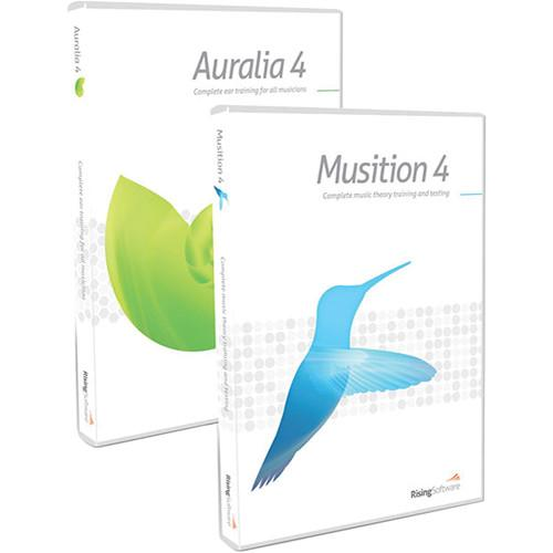 Sibelius Auralia 4/Musition 4 Bundle - Training 99106247800