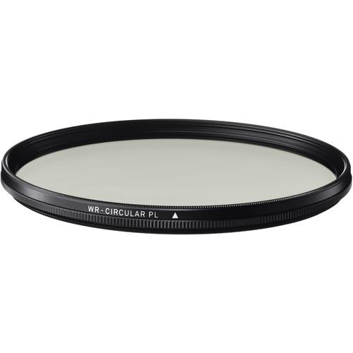 Sigma  105mm WR Circular Polarizer Filter AFK9C0
