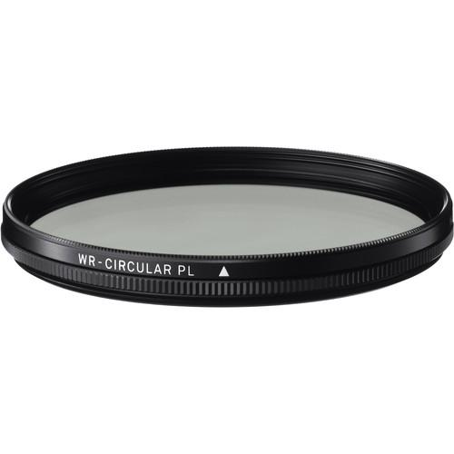 Sigma  58mm WR Circular Polarizer Filter AFC9C0