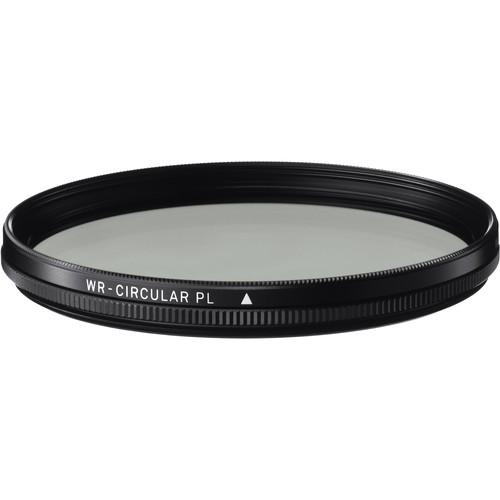 Sigma  62mm WR Circular Polarizer Filter AFD9C0