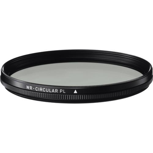 Sigma  67mm WR Circular Polarizer Filter AFE9C0