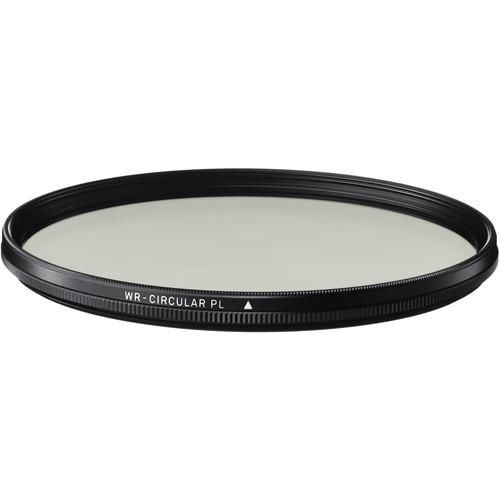 Sigma  86mm WR Circular Polarizer Filter AFI9C0