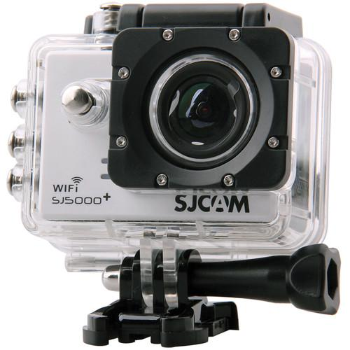 SJCAM SJ5000 Plus HD Action Camera with Wi-Fi (White) SJ5000PW