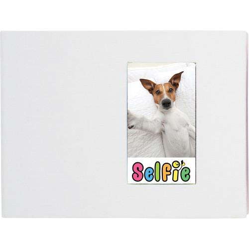 Skutr Selfie Photo Album for Instax Photos - Large SA-LG-WT