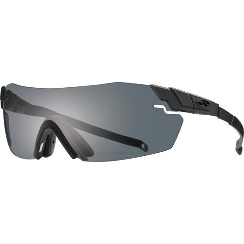 Smith Optics PivLock Echo Elite Eyeshield (Black) PVEPCGYIGBK