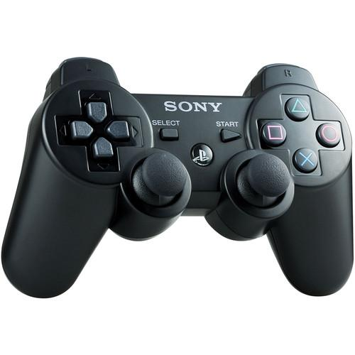 Sony DualShock 3 Wireless Controller (Black) 99004