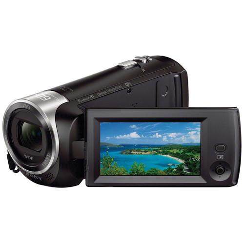 Sony HDR-CX440 HD Handycam with 8GB Internal Memory HDRCX440/B