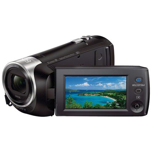 Sony HDR-PJ440 HD Handycam with Built-In Projector HDRPJ440/B