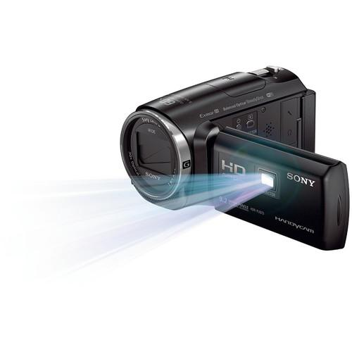Sony HDR-PJ670 HD Handycam with Built-In Projector HDRPJ670/B