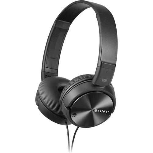 Sony MDR-ZX110NC Noise-Canceling Stereo Headphones MDRZX110NC