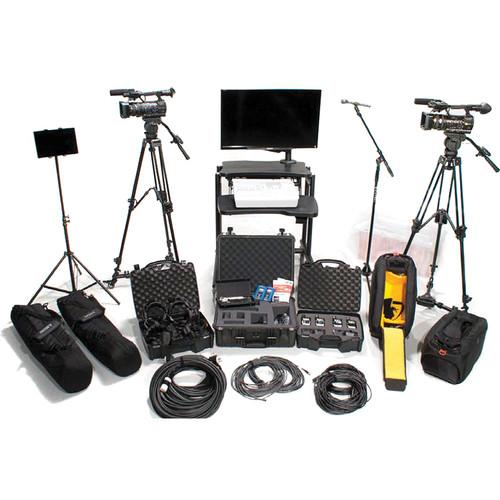 Sony One-Stop Compact Production Studio Bundle PSPK1NSN5