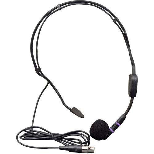 Speco Technologies M24HS - Optional Headset Microphone M24HS
