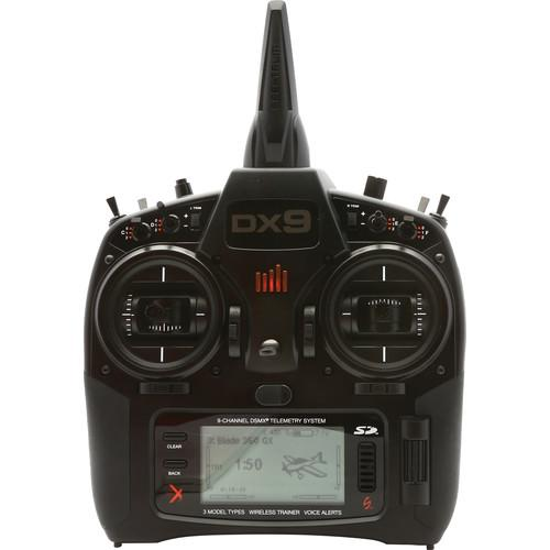 Spektrum SPM9900 DX9 DSMX Transmitter and Receiver SPM9900