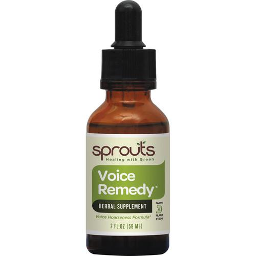 Sprouts  Voice Remedy (2 oz) VOICER2