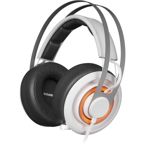 SteelSeries Siberia Elite Prism Gaming Headset (White) 51190