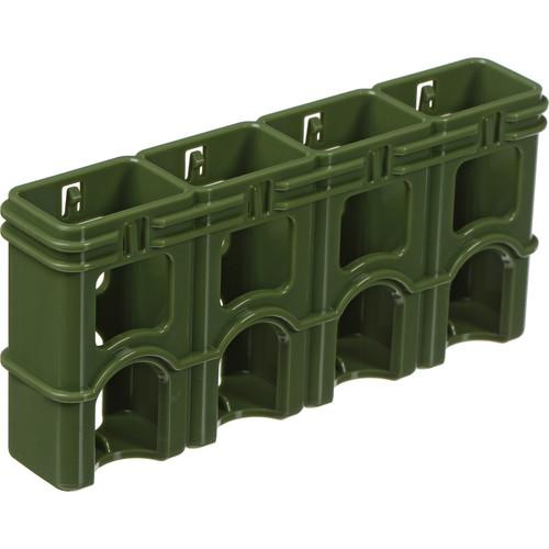 STORACELL SlimLine 9V Battery Holder (Military Green) SL9VMG