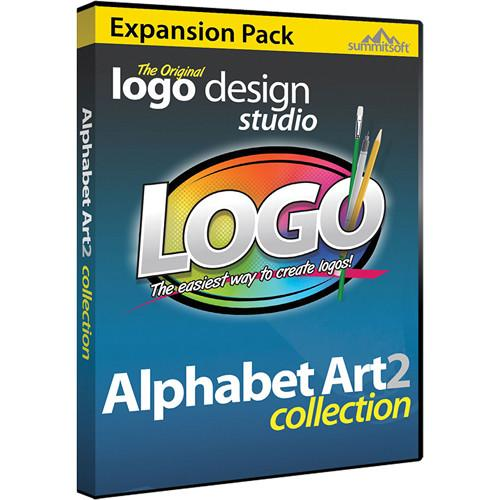 Summitsoft Logo Design Studio Alphabet Art 2 Expansion 00173-1