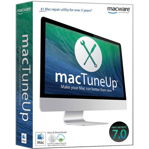 Summitsoft  macTuneUp 7.0 (Download) 00403-9