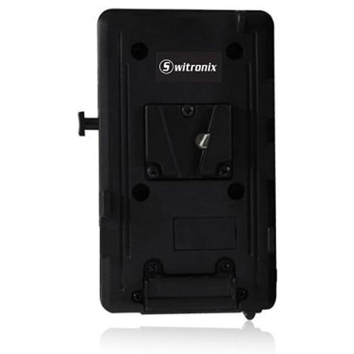 Switronix V-Mount Battery Plate for AJA CION Camera GP-S-CION