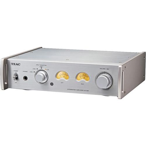 Teac AX-501-S Integrated Amplifier with Balanced Analog AX-501-S