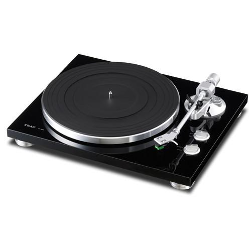 Teac TN-300 Turntable with Phono EQ and USB (Black) TN-300-B