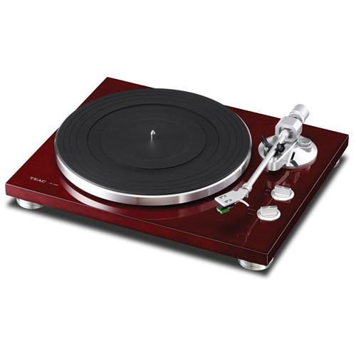 Teac TN-300 Turntable with Phono EQ and USB (Cherry) TN-300-CH