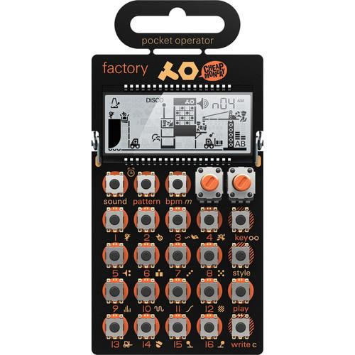 Teenage Engineering PO-16 Factory Synthesizer TE.010.AS.016