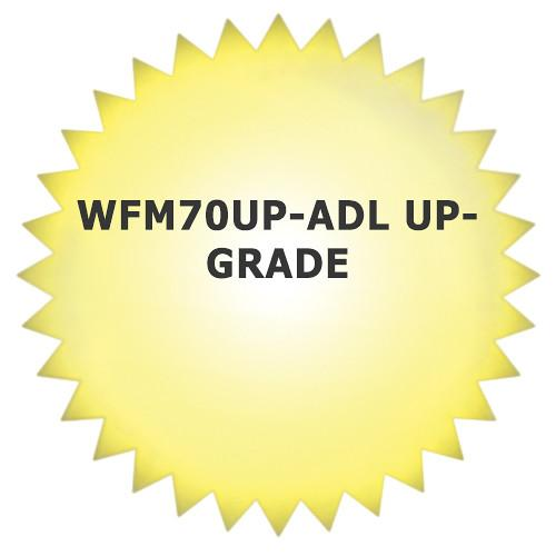 Tektronix WFM70UP-ADL Upgrade for WFM7000 Waveform WFM70UPADL