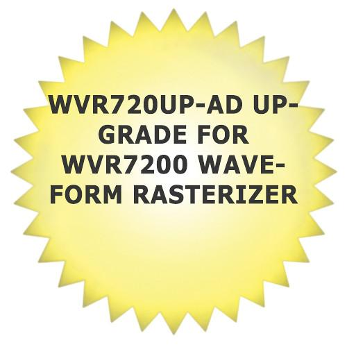 Tektronix WVR720UP-AD Upgrade for WVR7200 Waveform WVR720UPAD