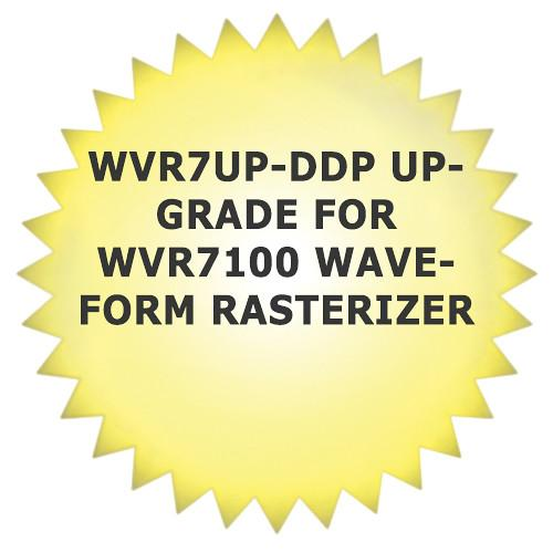 Tektronix WVR7UP-DDP Upgrade for WVR7100 Waveform WVR7UPDDP