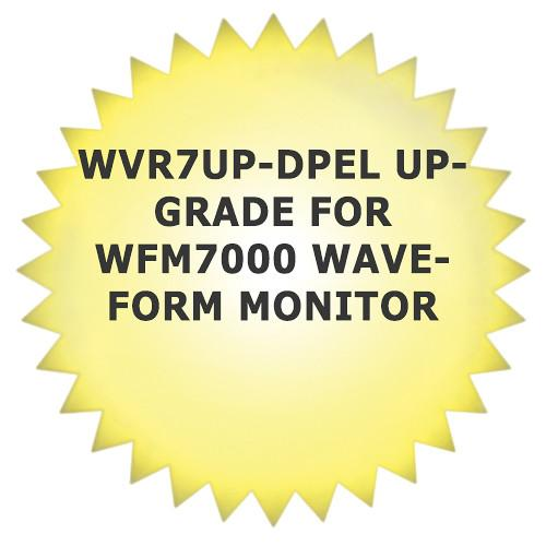 Tektronix WVR7UP-DPEL Upgrade for WVR7100 Waveform WVR7UPDPEL