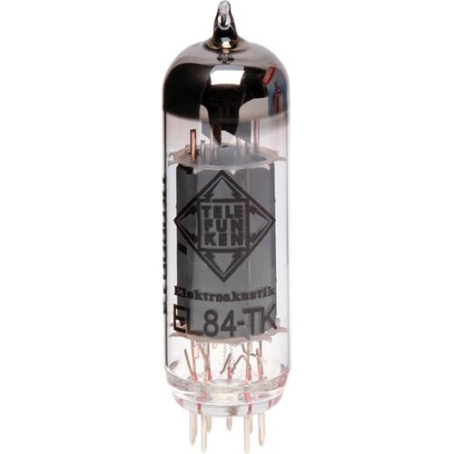 Telefunken EL84-TK Black Diamond Series Power Amp Tube EL84-TK