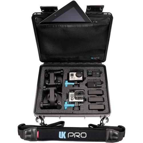 UKPro POV40 Waterproof Case for GoPro HERO Camera and 508711