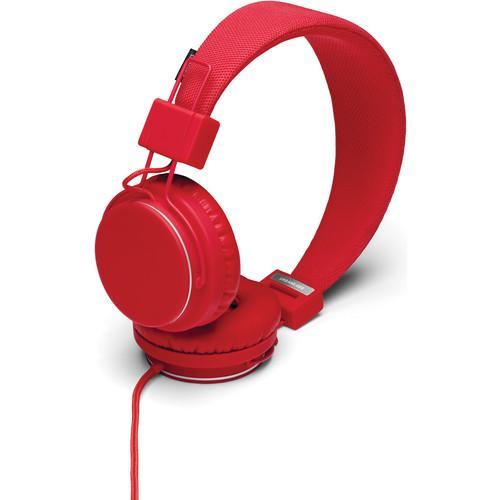 Urbanears Plattan On-Ear Headphones (Tomato) 4091011