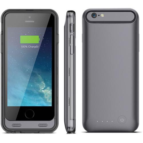 URGE Basics ARMORLITE 2400mAh Battery Case UG-IP6BATCAS-BBLK