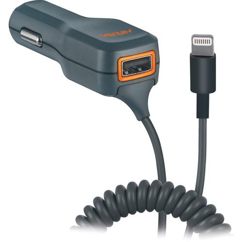Ventev Innovations dashport 2100C Dual-Port USB Car 572035