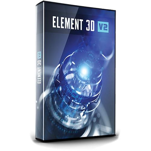 Video Copilot Element 3D V2 Plugin (Download) E3DV2