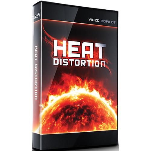 Video Copilot Heat Distortion Plugin (Download) HEATDISTORTION