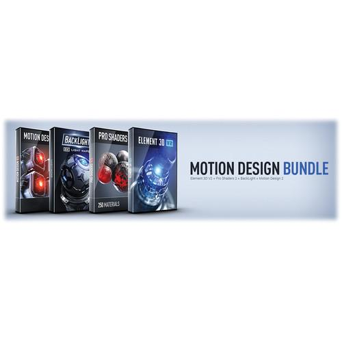 Video Copilot Motion Design Bundle (Download) MOTIONDESIGNBUNDLE