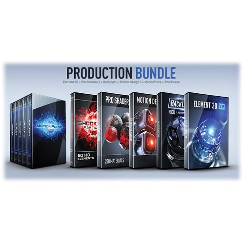 Video Copilot Production Bundle (Download) PRODUCTIONBUNDLE