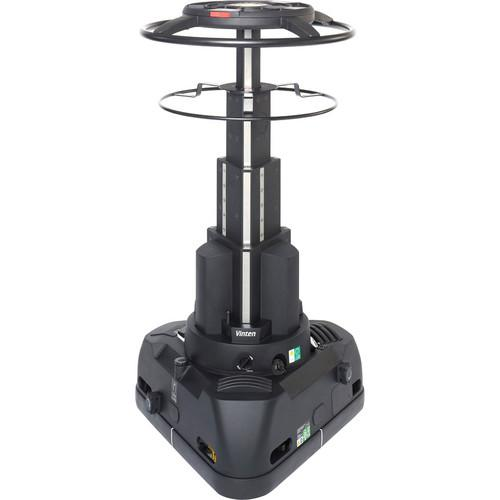 Vinten Quattro SE Encoded Manual Pedestal V3851-0001